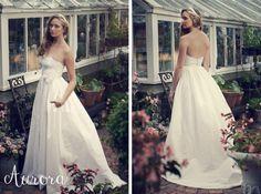 Elbeth Gillis 2014 Collection | SouthBound Bride