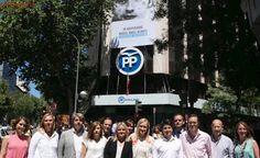 El PP de Madrid organiza un homenaje a Miguel Ángel Blanco y pide a Carmena que lo lidere