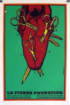 Antonio Reboiro (CU), La TIERRA PROMETIDA (ZIEMIA OBIECANA) - Wajda, 1975