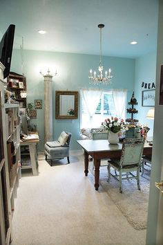 A peek into my studio! Look for these pictures coming soon in where women create magazine.. Www.terribrushdesigns.com