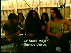 Type O Negative ozzfest 1997 part 2 funny