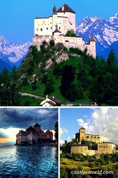 Wherever you may find yourself in Switzerland, there is always a picturesque castle nearby waiting to be explored. Most were constructed during the Middle Ages, offering you a rare glimpse back into times long past