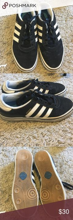 Adidas Busenitz shoes Have been worn, minor rip on the inner side of the shoe, still in good shape to wear! Adidas Shoes Sneakers