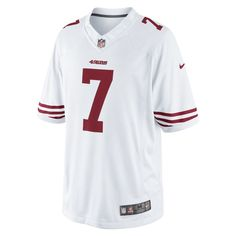 74a1fa3c4 Nike NFL San Francisco 49ers (Colin Kaepernick) Men s Football Away Limited  Jersey Size Medium