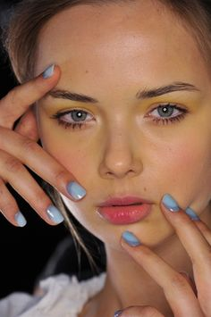 Nail Looks From the Spring/Summer 2015 Runways - Style - NAILS Magazine