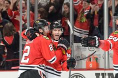 He's baaaaaack 04/25/2015 Chicago wins 4-3 to take the series!
