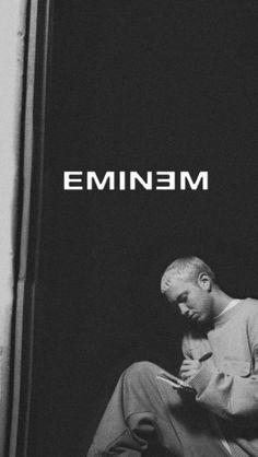 Eminem Wallpaper Iphone, Eminem Wallpapers, Rap Wallpaper, Eminem Lyrics, Eminem Rap, Arte Do Hip Hop, Hip Hop Art, Eminem Poster, Marshall Eminem