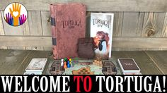 New game Tortuga 1667 - A Pirate Game of Mutiny, Plunder & Deceit