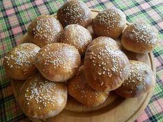 Hamburgerové žemle • recept • bonvivani.sk
