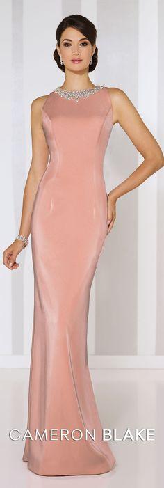 Cameron Blake Spring 2016 - Style No. 116659 #formaleveningdresses
