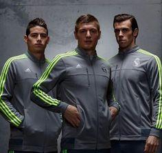 James, Kroos and Bale #footballislife