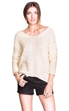HM KNITTED JUMPER
