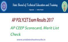 AP Polycet Results/ Scorecard