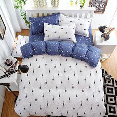 29 Variants European Style Polyester Flat Bedding Set