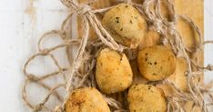 Croquetas de gorgonzola, manzana y nueces | Recetas de cocina fáciles y sencillas | Bea, recetas y más