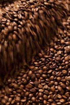 coffee beans, Nicole Franzen Photography