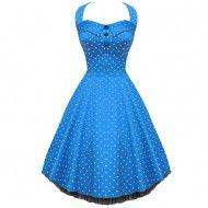 LaFrock's Turquoise Audrey Hepburn Prom - SHORTER VERSION