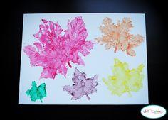 leaf prints | Meet the Dubiens