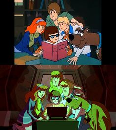 Mystery IncorporatedYou can find Scooby doo and more on our website. Vintage Cartoon, Cartoon Tv, Cartoon Shows, Cartoon Characters, Scooby Doo Memes, Shaggy Scooby Doo, Scooby Doo Mystery Incorporated, Saturday Morning Cartoons, Classic Cartoons