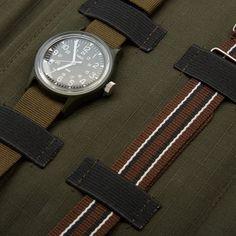 Timex Mk-1 Ltd. Edition (Green)