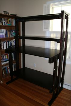 Tired Of Sitting Down Diy Your Own Standing Desk With