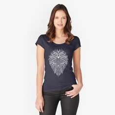 Lion Bee Manuality  Inspired by previous zen style and mandala designs, with urge for wild life and nature. Became this Lion design perfect for wildlife and lion lovers.