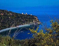 Tyros village Arcadia region in Peloponnese Seaside Pictures, Crystal Clear Water, Places To Travel, Beaches, Greece, Road Trip, Landscapes, Summer, Outdoor
