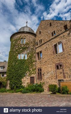 Sleeping Beauty Castle, Sababurg, Germany