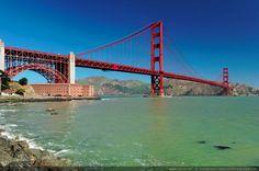Traversée de la baie de San Francisco par le Golden Gate - San Francisco, Californie, USA