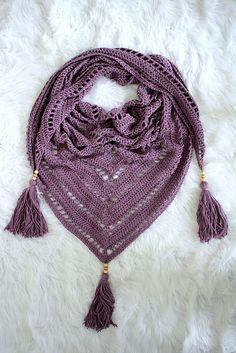 Ravelry: Free Yourself Shawl pattern by Toni Lipsey