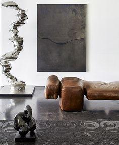 Грегори Гатсерелия: «не превращайте жилье в музей» • Интерьеры • Дизайн • Интерьер+Дизайн