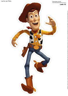 Jessie Toy Story, Toy Story 3, Toy Story Theme, Toy Story Crafts, Toy Story Birthday, Toy Story Party, Bolos Toy Story, Woody Party, Festa Toy Store