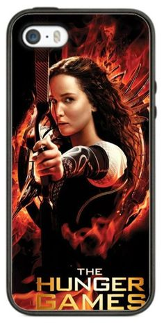 Hunger Games Themed iPhone 5 Cases and Covers | Beautiful iPhone Covers and Cases for Girls