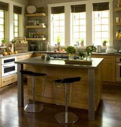 Decorating a kitchen - photos - Kitchen design ideas - luscious kitchen.jpg