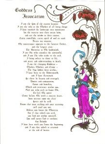 Goddess Invocation http://pixiepagan.wordpress.com/category/pictures-and-bos-printables/page/2/