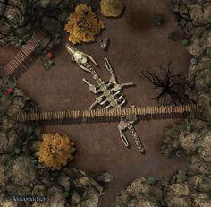Dragon Bones, Dragon Rpg, Dungeons And Dragons Homebrew, D&d Dungeons And Dragons, Fantasy City, Fantasy Rpg, West Map, Fantasy Map Maker, Dungeon Maps