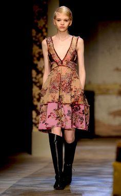 Erdem: Best Looks at London Fashion Week Fall 2015