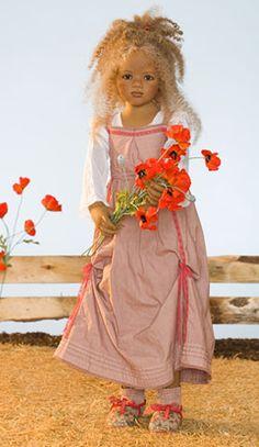 Antha - Himstedt doll