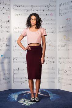 Rachel Antonoff Fall 2014 Ready-to-Wear Collection Photos - Vogue