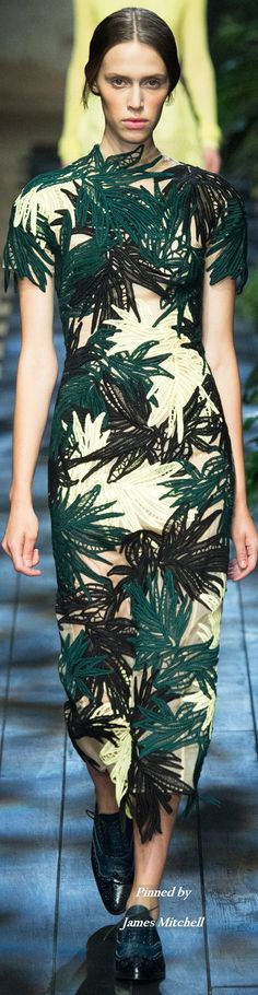 Erdem Collection Spring 2015 Ready-to-Wear