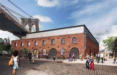 Brooklyn Bridge Park - by Michael Van Valkenburgh Associates - Page 49