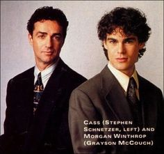 Brothers, Cass & Morgan Another World, Soaps, Movie Posters, Hand Soaps, Film Poster, Popcorn Posters, Lotion Bars, Film Posters, Soap
