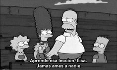 From Homer and Bart to Ralph Wiggum and Apu, these fifty funny Simpsons quotes capture the hilariousness of Springfield. Simpsons Simpsons, Simpsons Frases, Simpsons Quotes, The Simpsons Tumblr, Cartoon Quotes, Simpson Tumblr, Los Simsons, Film Quotes, Quotes Quotes