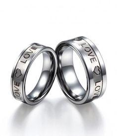 9.5 Women Ring Size 8 Gemini Groom /& Bride Matching Couple Titanium Wedding Engagement Bands Rings Set 6mm /& 4mm Width Men Ring Size