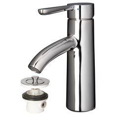 DALSKÄR Bath faucet with strainer - IKEA $69