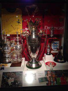 Camp Nou FCB Museum Trophy Room Partial
