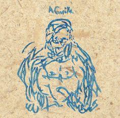 """http://www.iyezine.com/recensioni/1812-fat-history-month-a-gorilla-7-pollici.htm  - a gorilla 7"""" è un concentrato di art-rock e noise in salsa lo-fi che raramente riesce a bucare le casse e il cuore dell'ascoltatore"""