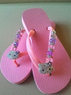 lovely designed flip flops