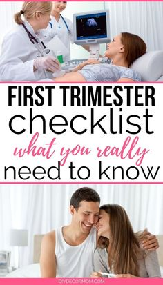 First Trimester Checklist 13 Things You Can t Forget To Do First trimester pregnancy symptoms Here s&; First Trimester Checklist 13 Things You Can t Forget To Do First trimester pregnancy symptoms Here s&; Pregnancy Checklist, Pregnancy Goals, Pregnancy Labor, Pregnancy Quotes, Pregnancy Months, Pregnancy Workout, Pregnancy Timeline, Pregnancy Advice, Pregnancy Style