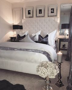 """""""Transform a snug bedroom into a gorgeous and cozy retreat... . By @home_on_ascotway…"""""""